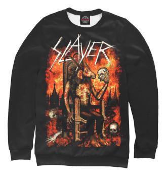 Женский Свитшот Slayer