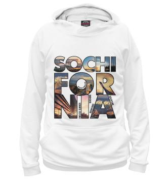 Мужское Худи Sochifornia