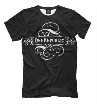 Мужская Футболка OneRepublic