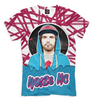 Мужская Футболка Noize MC