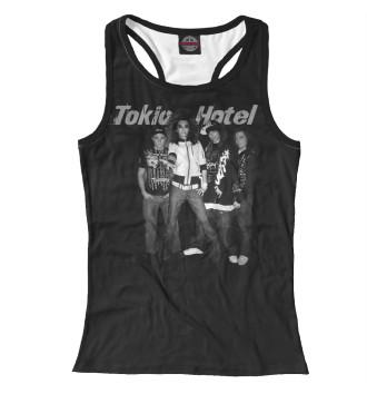 Женская Борцовка Tokio Hotel