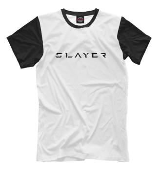 Мужская Футболка Slayer
