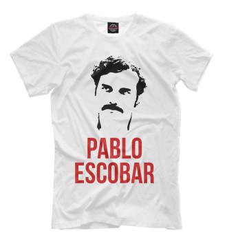 Мужская Футболка Escobar
