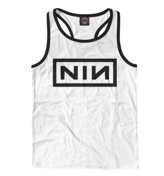 Мужская Борцовка Nine Inch Nails