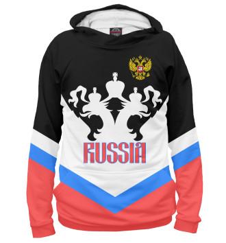 Женское Худи Россия