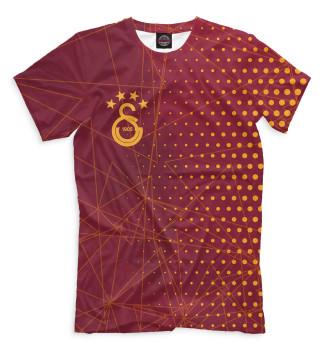 Мужская Футболка Galatasaray