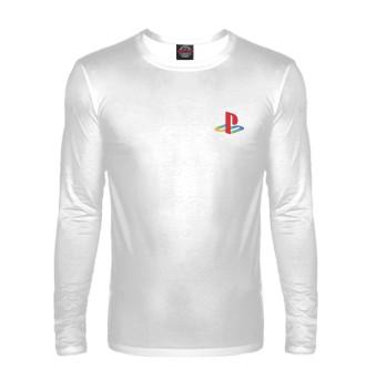 Мужской Лонгслив Sony PlayStation Logo