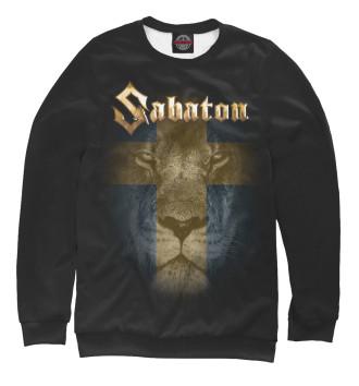 Мужской Свитшот Lion From The North