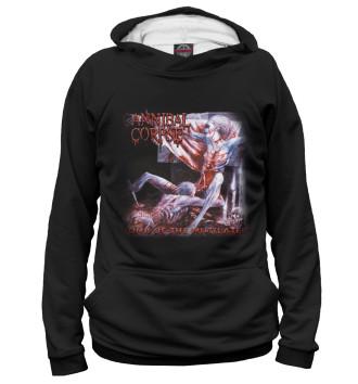 Женское Худи Cannibal Corpse