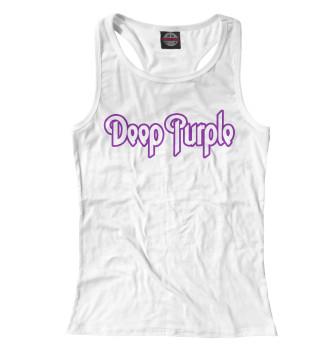 Женская Борцовка Deep Purple