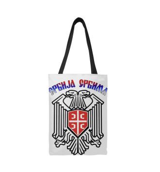 Сумка-шоппер Сербия