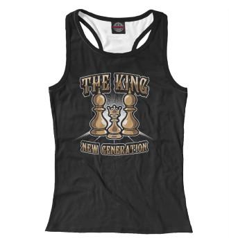 Женская Борцовка The King