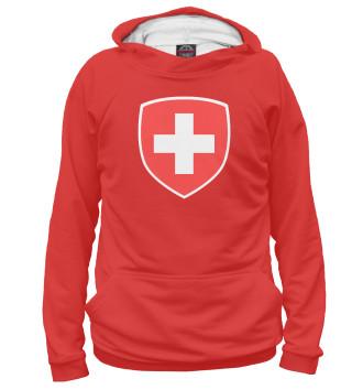 Женское Худи Сборная Швейцарии