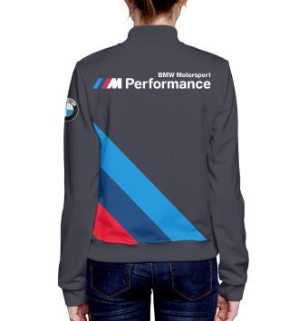 Женский Бомбер BMW Motorsport