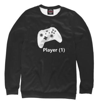 Мужской Свитшот Xbox Player 1