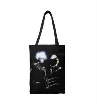 Сумка-шоппер Daft Punk