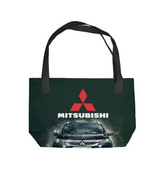 Пляжная сумка Mitsubishi
