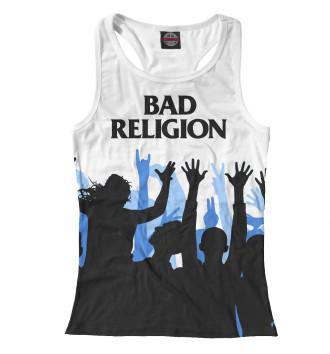 Женская Борцовка Bad Religion