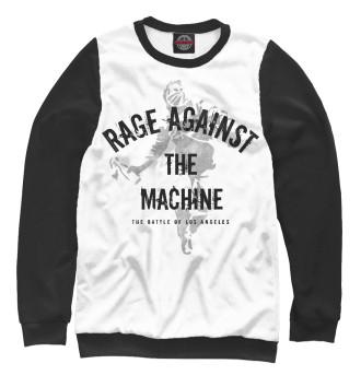 Женский Свитшот Rage Against the Machine
