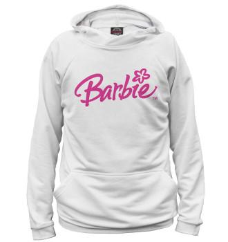 Женское Худи Надпись Barbie