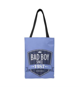 Сумка-шоппер Плохой мальчик с 1987