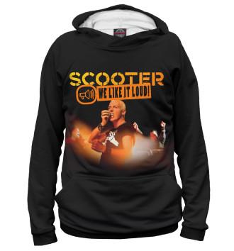 Мужское Худи Scooter
