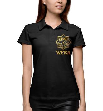 Женское Поло Akhmat Fight Club WFCA
