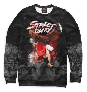 Женский Свитшот Street Dance
