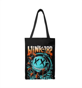 Сумка-шоппер Blink-182