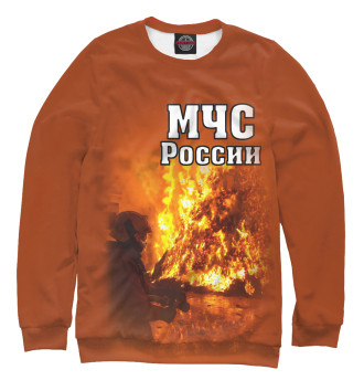 Мужской Свитшот МЧС