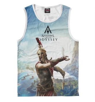 Мужская Майка Assassin's Creed Odyssey