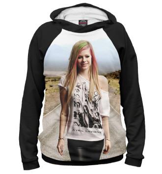 Мужское Худи Avril Lavigne