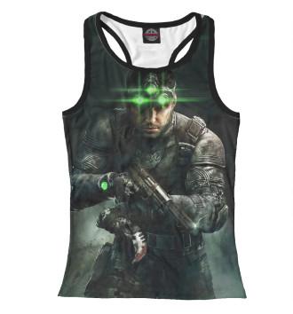 Женская Борцовка Splinter Cell: Blacklist — Сэм Фишер
