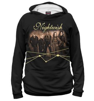 Мужское Худи Nightwish