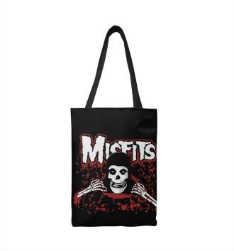 Сумка-шоппер The Misfits