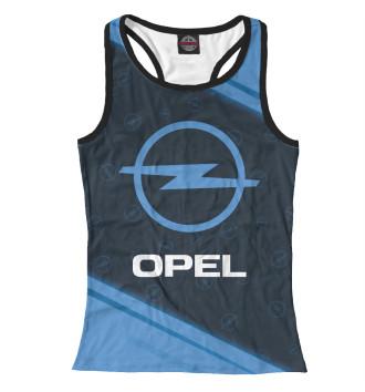 Женская Борцовка Opel / Опель