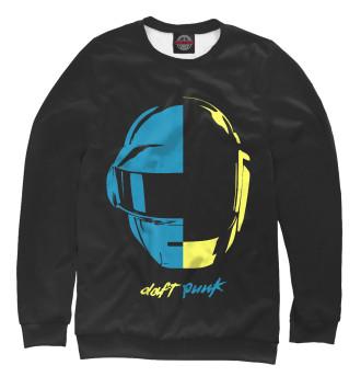 Женский Свитшот Шлем Daft Punk