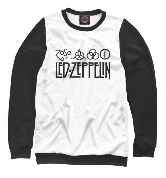 Мужской Свитшот Led Zeppelin