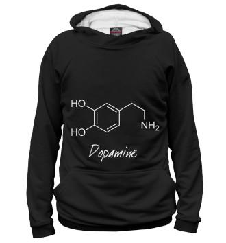 Женское Худи Химия Дофамин