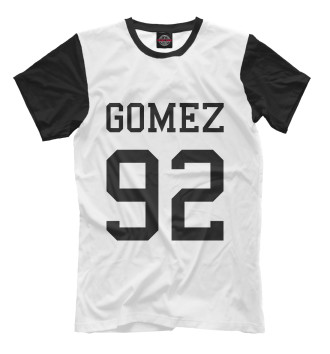 Мужская Футболка Selena Gomez