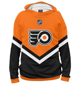 Женское Худи Philadelphia Flyers