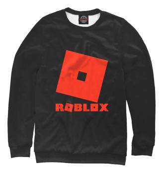 Женский Свитшот Roblox Logo