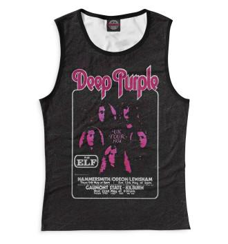 Женская Майка Deep Purple