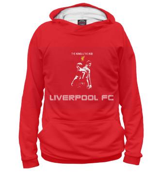 Мужское Худи FC Liverpool