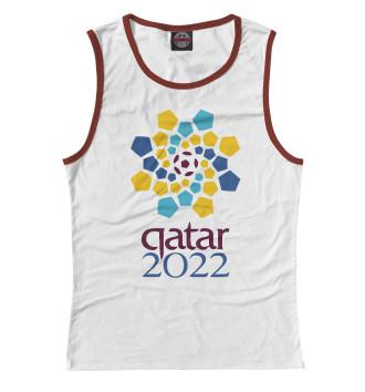 Женская Майка Катар 2022