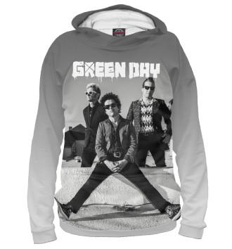 Мужское Худи Green Day