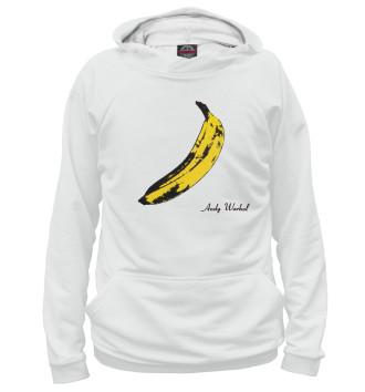 Мужское Худи Банан Andy