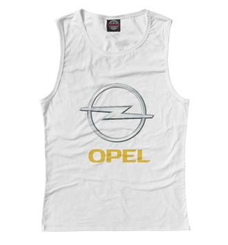 Женская Майка Opel