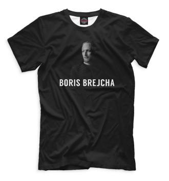 Мужская Футболка Boris Brejcha
