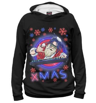 Женское Худи Santa Claus XMAS